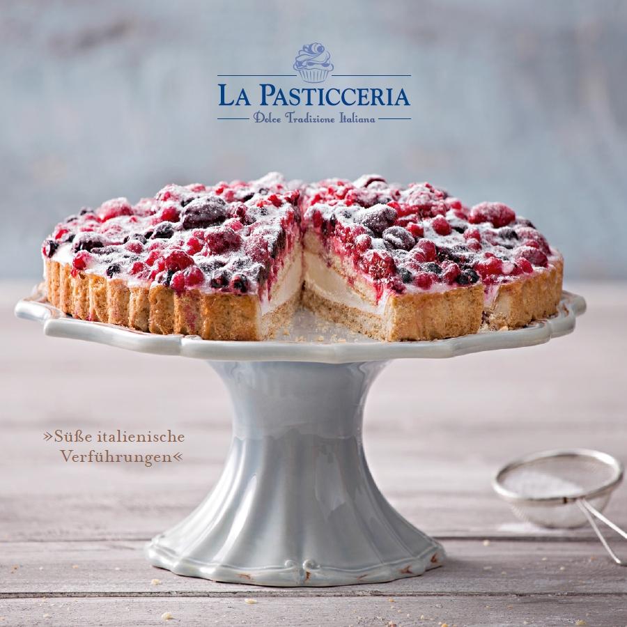 LA PASTICCERIA - Italienische Spezialitäten