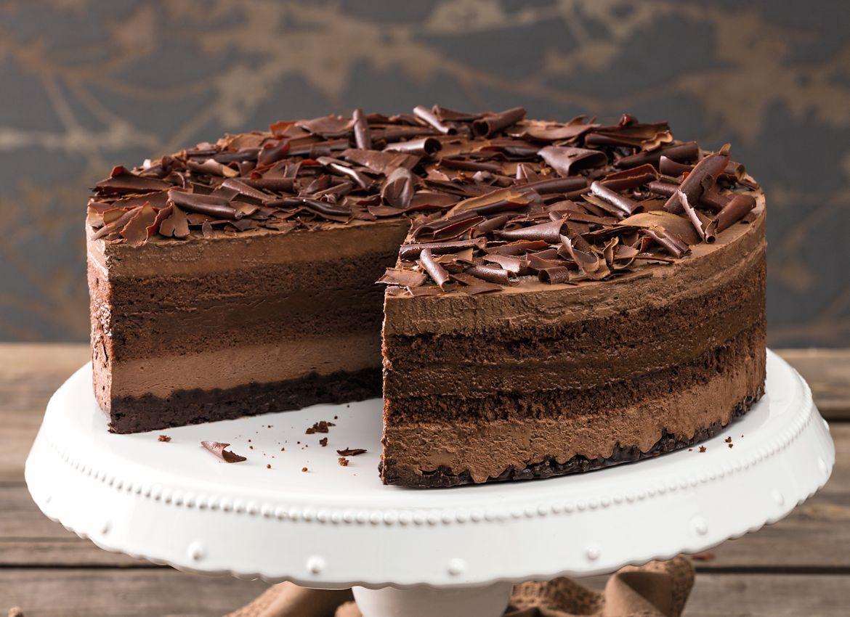 premium schokoladen torte