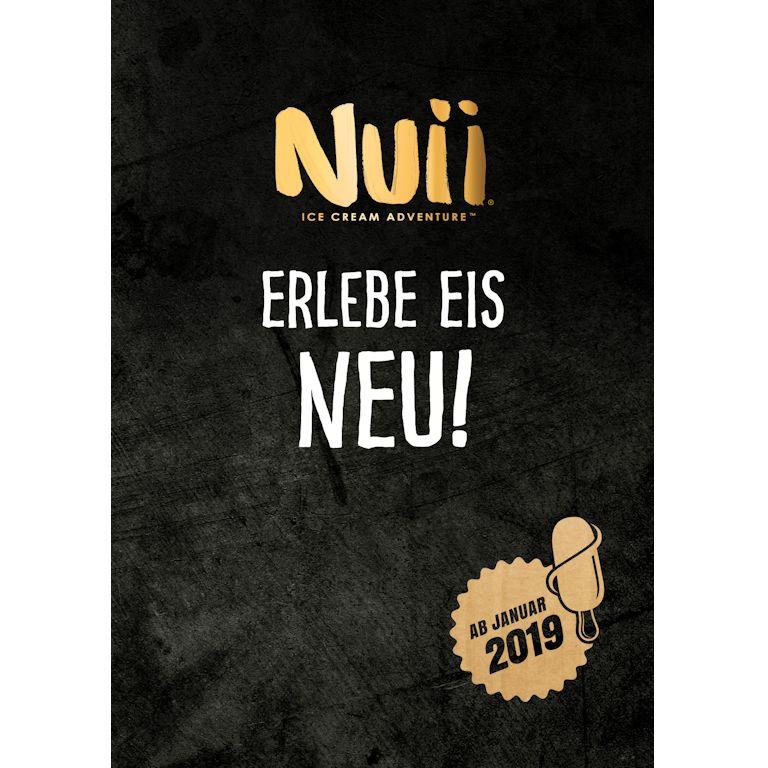 Nuii - ERLEBE EIS NEU! - Folder 2019